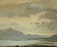 Luke Dillon-Mahon (1917-1997) Mweelrea From Renvyle, Connemara