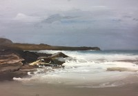 Chris Bushe RSW Ebb and Flow, Coul Point