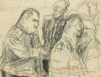Feliks Topolski The Allied Council for Japan