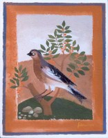 Mary Fedden Bird on a Branch