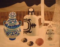 Mary Fedden Raleigh's Pots