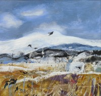 Christine Woodside Flight, Falkland
