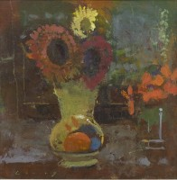Fred Cuming RA (b.1930) Still Life
