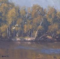 Warwick Fuller Murray River Bank