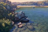 Warwick Fuller Quiet Sea, Collins Beach