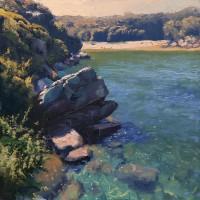 Warwick Fuller Sketch for Collins Beach