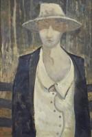 Glen Preece Farmer in a white hat