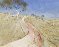 Glen Preece The road to my house