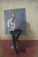 Graeme Wilcox Portrait of a Young Man
