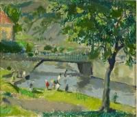 Alexander Galt The Bridge, Lady Alice