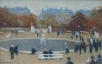 William Gibson Parisian Park
