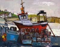 Glen Scouller Lobster Boat, St Abbs