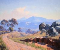 Warwick Fuller Granite Tors Adminaby