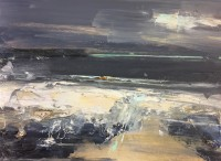 Hannah Woodman Gwithian Storms