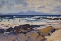 Helen Turner Atlantic Seaboard, Kintyre