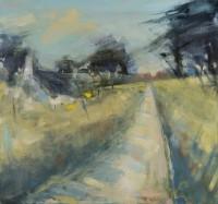 Hannah Woodman Early Spring, Cornish Lane