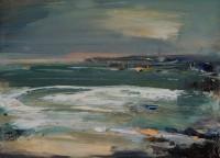 Hannah Woodman Green Tides, Sennen