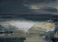 Hannah Woodman Ochre Seas, Gwithian Beach