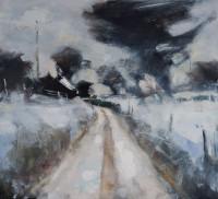 Hannah Woodman Snowfall, Devon Lane