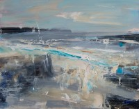Hannah Woodman Spring Surf, Sennen
