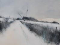 Hannah Woodman Winter Road