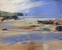 Helen Fryer Summer at Sandwood Bay