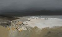 Chris Bushe Hidden Mountains, Silent Beach
