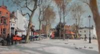 Michael Alford Highgate, Pond Square