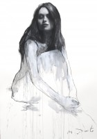 Mark Demsteader Holly, Seated
