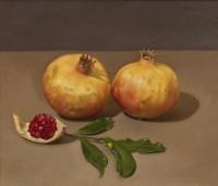 Sian Hopkinson Two Pomegranates