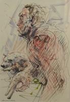 Peter Howson Mathias Greenwoods Vision
