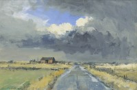 Ian Houston Late Summer in Norfolk, Sunlight After Rain