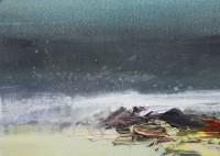 Chris Bushe RSW Islay Wave Study 1