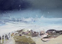 Chris Bushe RSW Islay Wave Study 2