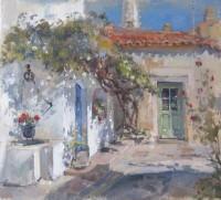 John Martin Courtyard, Ile de Ré