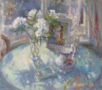 John Martin Flowers for Bonnard
