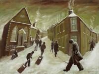 Ken White Winter Holidays
