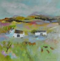 Katherine Swinfen Eady Summer pasture, West Coast