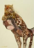 Lara Scouller Leopard