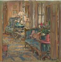 Susan Ryder RP NEAC Le Petit Salon