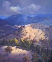 Warwick Fuller Light in the Kanimbla Hills