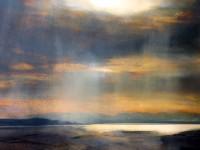 Zarina Stewart Clark Light Falls, Loch Gairloch