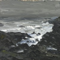 Martin Llewellyn Coastal Rocks Pembrokeshire
