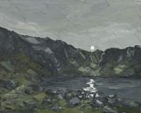Martin Llewellyn Reflections Welsh Landscape