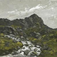 Martin Llewellyn Waterfall Llanberis Pass
