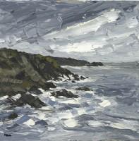 Martin Llewellyn Welsh Seascape