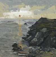 Martin Llewellyn Welsh Seascape, Pembrokeshire