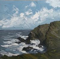 Martin Llewellyn Cliffs Near Porthgain