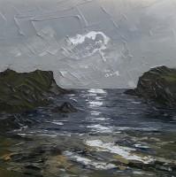 Martin Llewellyn Evening Porth Dafarch