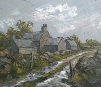 Martin Llewellyn Flooded farm track